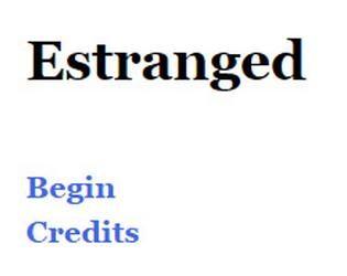 2015, Estranged