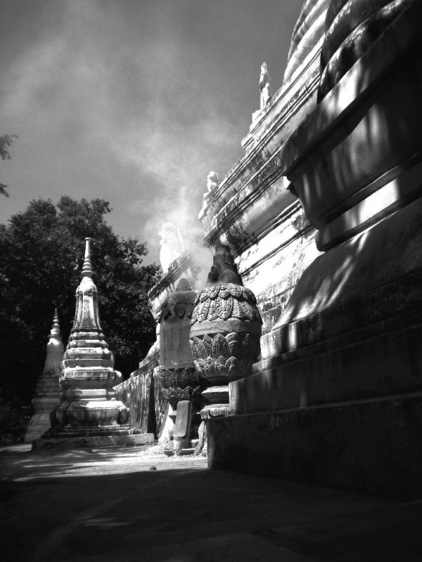 Wat Phnom, Cambodia, 2012